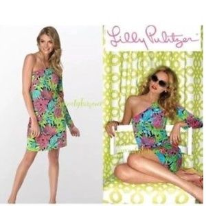 NWOT Lilly Pulitzer Rainforest Whitaker Dress